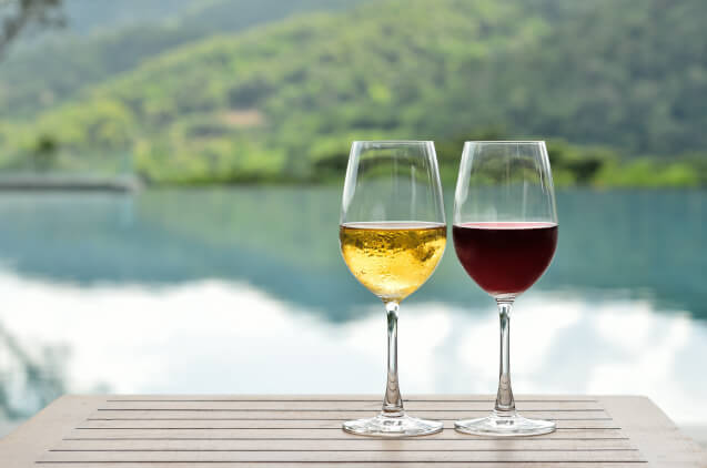 Pairing Wedding Wines