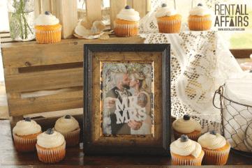 Wedding Dessert Bar Display and Setup
