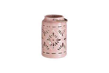 Ceramic Votive Lantern