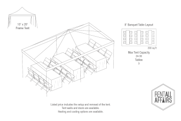 10 x 20 rectangle table tent layout.png