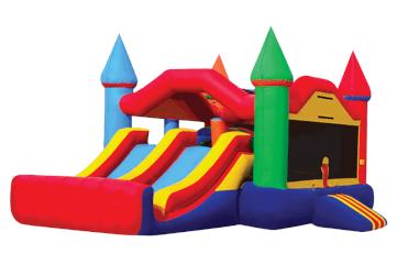 Duel Slide Combo Bouncer